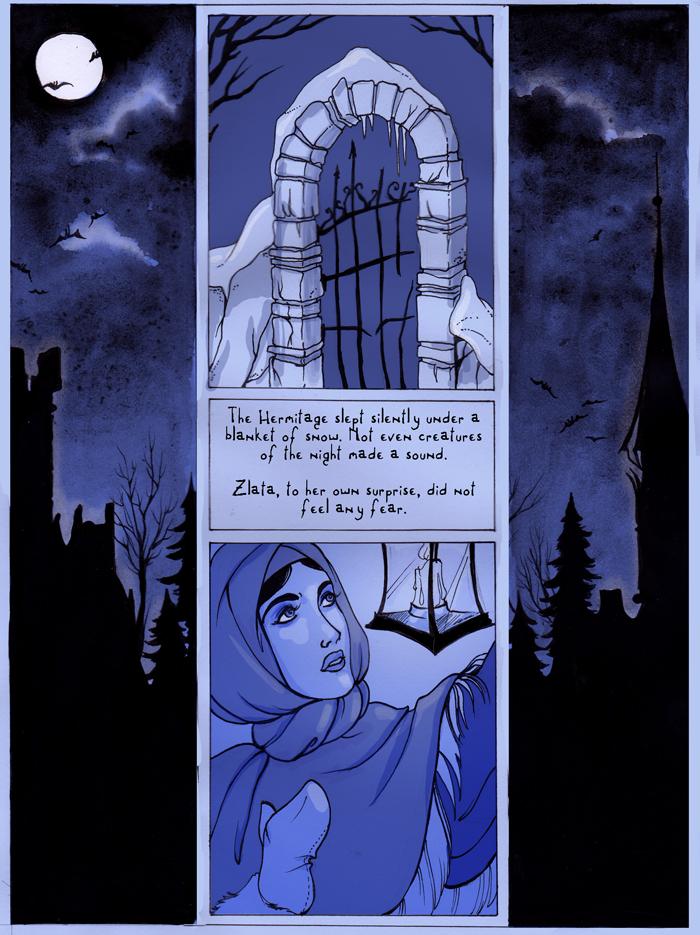 Varykino Folk Tale Page 7