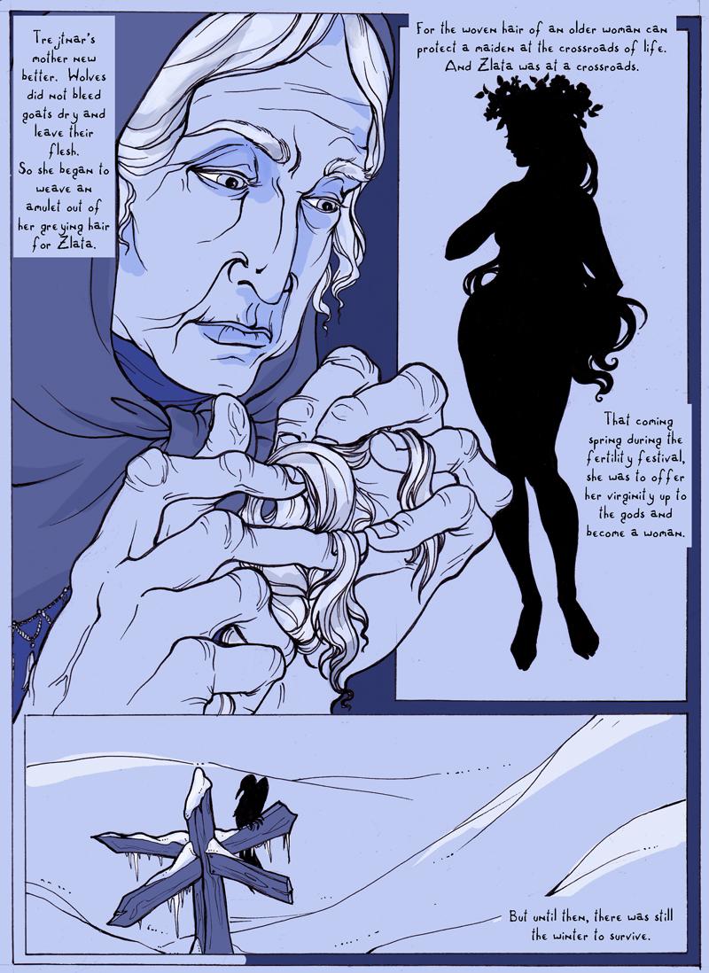 Varykino Folk Tale Page 5
