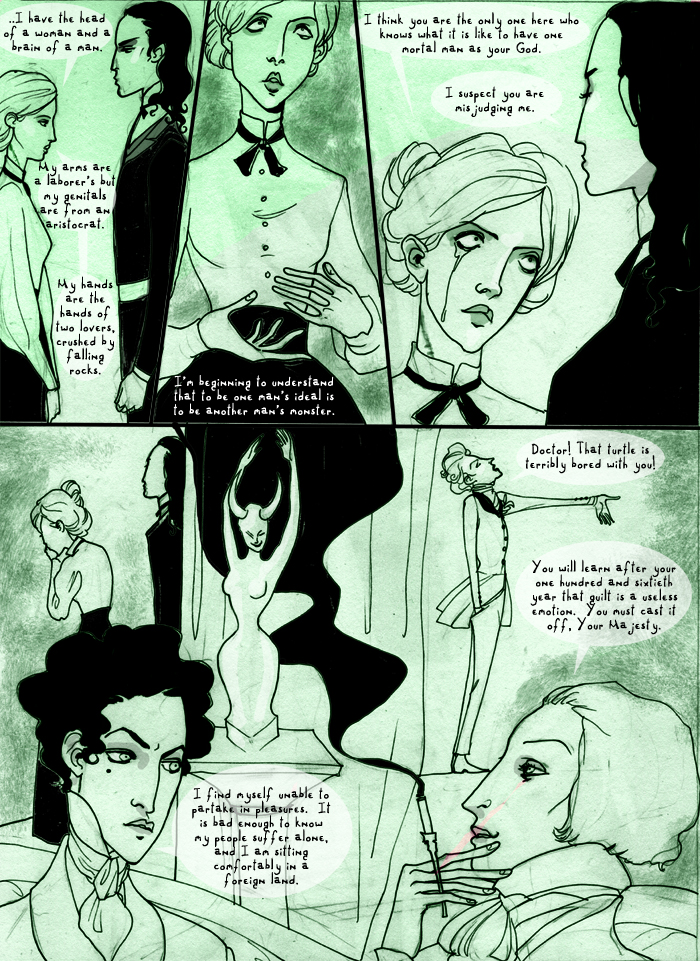 London Monster's Club - Page 3