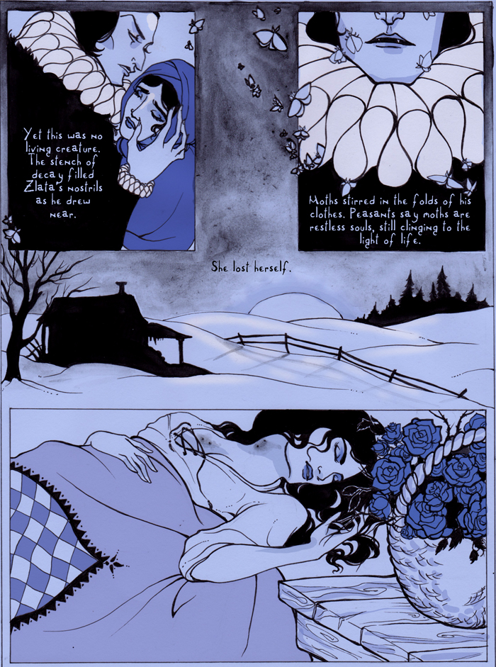 Varykino Folk Tale Page 10