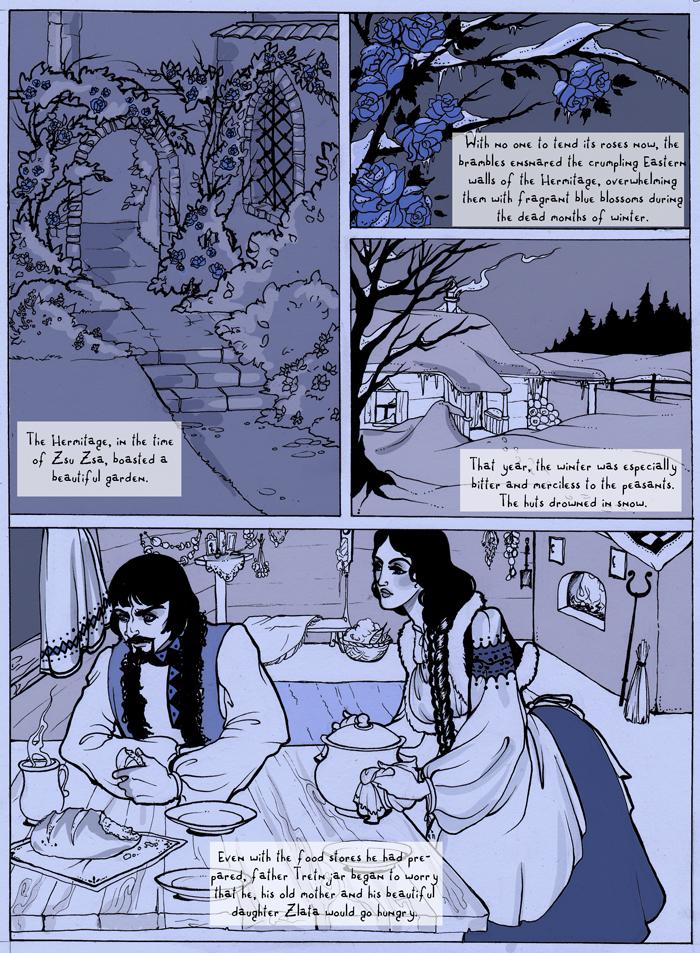Varykino Folk Tale Page 3