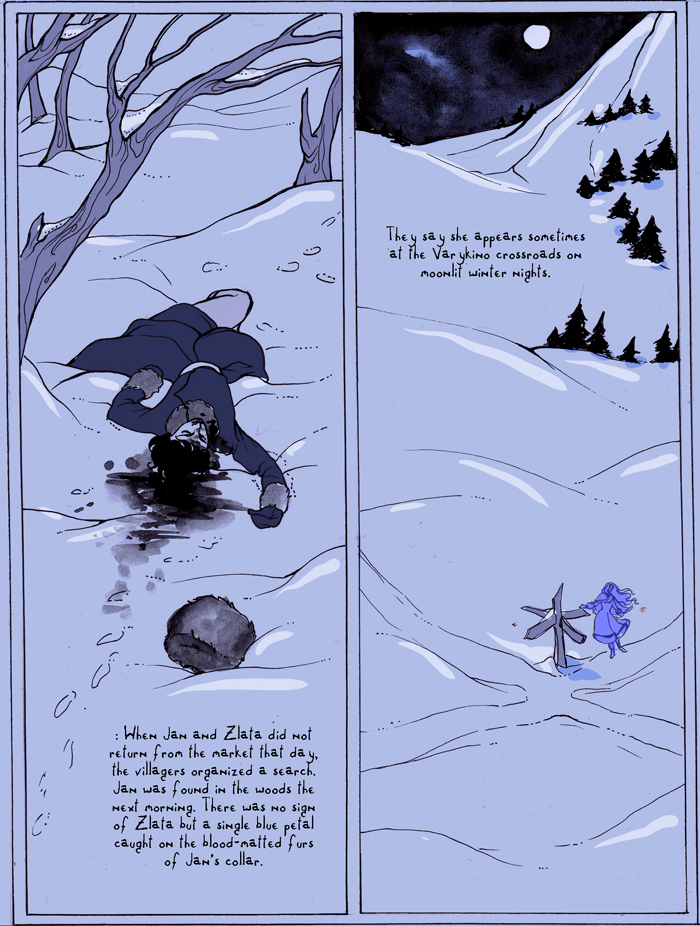 Varykino Folk Tale Page 14