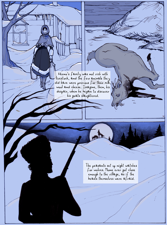 Varykino Folk Tale Page 4