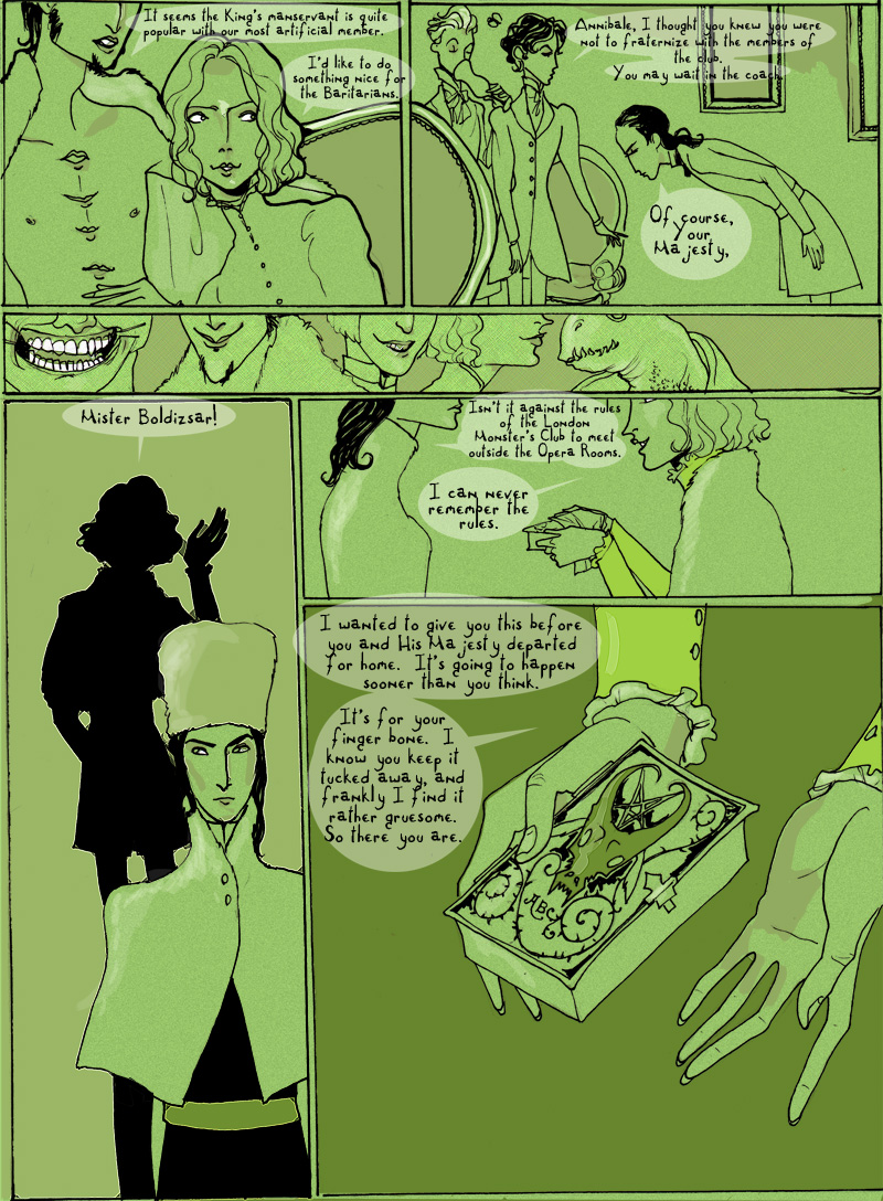 London Monster's Club - Page 6