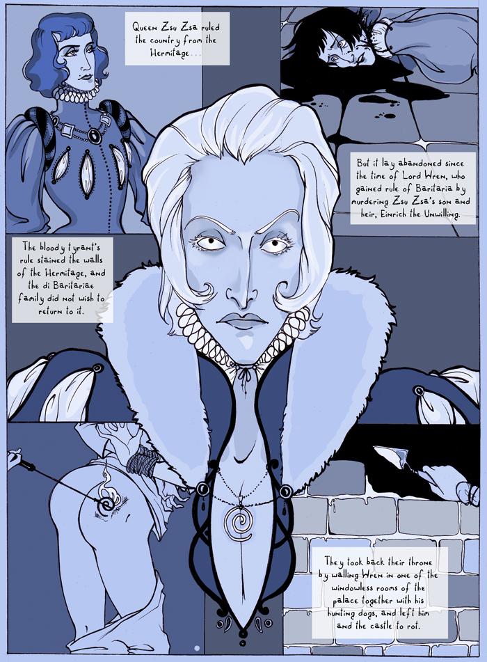 Varykino Folk Tale Page 2