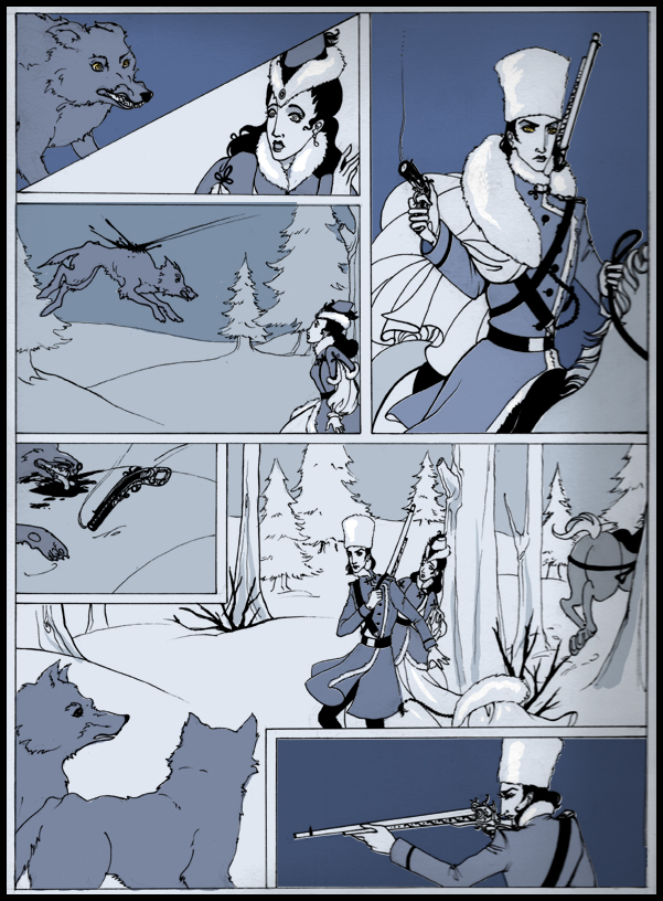 The Hunt - Page 5