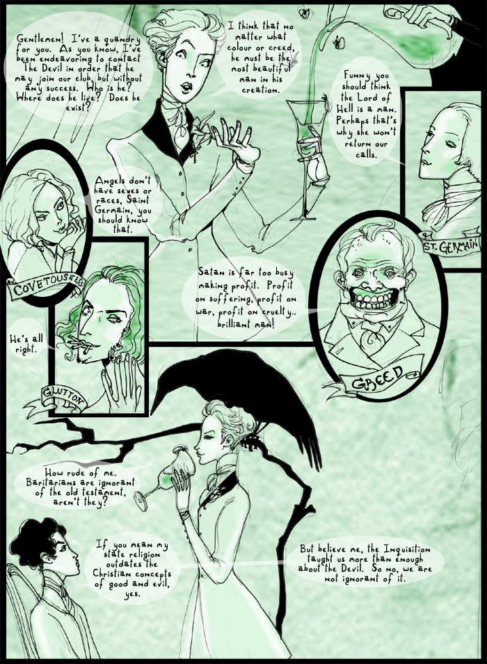 London Monster's Club - Page 4