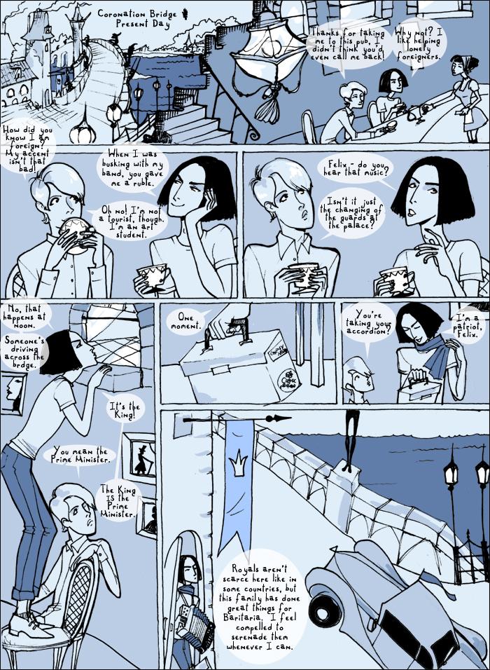 Coronation Bridge - Page 1