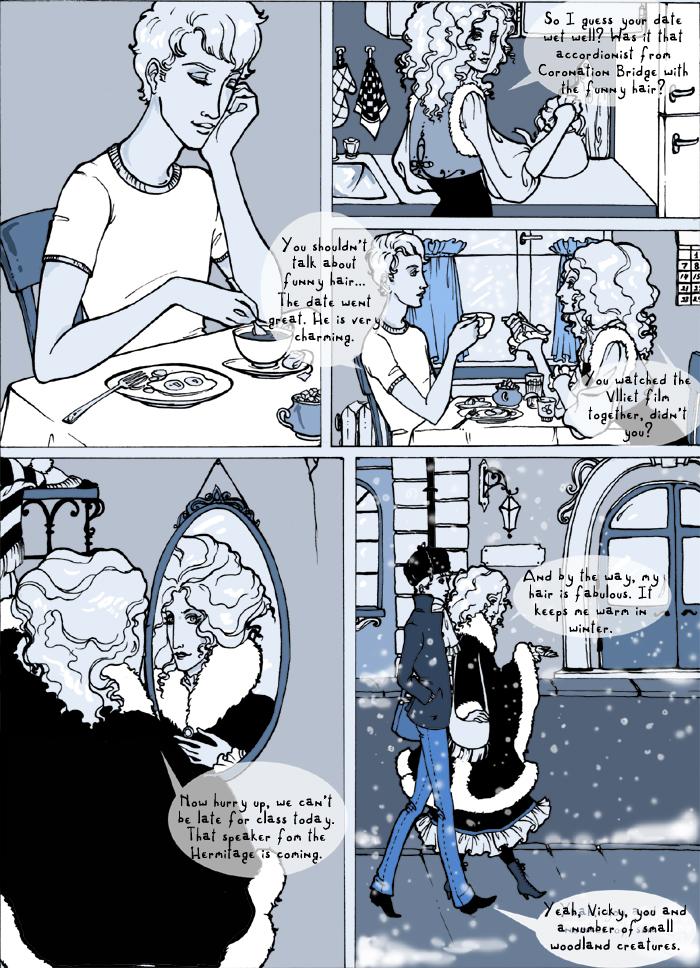 Art Class - Page 1